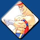Adon artwork #3, Street Fighter Alpha