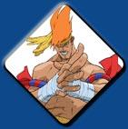 Adon artwork #6, Street Fighter Alpha