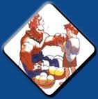 Akuma artwork #2, Street Fighter Alpha