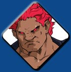 Akuma artwork #5, Street Fighter Alpha