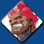 Akuma artwork #7, Street Fighter Alpha