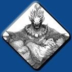 Akuma artwork #1, Street Fighter 2