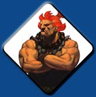 Akuma artwork #2, Street Fighter 3