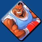 Balrog artwork #3, Street Fighter 2