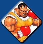 Balrog artwork #5, Street Fighter 2