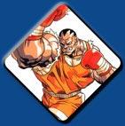 Balrog artwork #8, Street Fighter 2