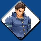 Batsu Ichimonji artwork #1, Tatsunoko vs. Capcom