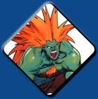 Blanka artwork #1, Street Fighter Alpha