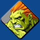 Blanka artwork #1, Super Street Fighter 2 Turbo HD Remix