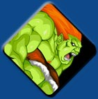 Blanka artwork #2, Super Street Fighter 2 Turbo HD Remix