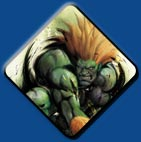 Blanka artwork #1, Street Fighter 4