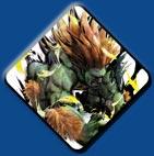 Blanka artwork #3, Street Fighter 4