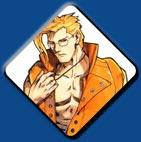 Charlie artwork #4, Street Fighter Alpha