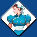 Chun Li artwork #2, Street Fighter 2