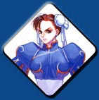 Chun Li artwork #7, Street Fighter 2
