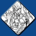 Dhalsim artwork #6, Street Fighter 2