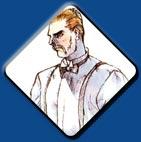 Eagle artwork #1, Street Fighter 1