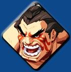 E. Honda artwork #1, Super Street Fighter 2 Turbo HD Remix