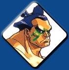 E. Honda artwork #9, Street Fighter 2