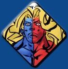 Gill artwork #2, Street Fighter 3
