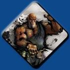 Gouken artwork #1, Street Fighter 4