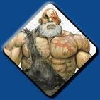 Gouken artwork #5, Street Fighter 4