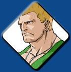 Guile artwork #2, Street Fighter Alpha