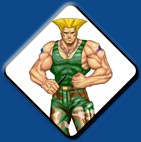 Guile artwork #3, Super Street Fighter 2 Turbo HD Remix