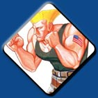 Guile artwork #1, Street Fighter 2