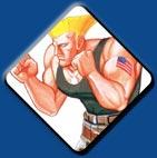 Guile artwork #1, Street Fighter 2