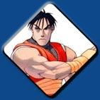 Guy artwork #3, Street Fighter Alpha