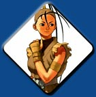 Ibuki artwork #3, Street Fighter 3