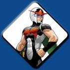 Ippatsuman artwork #1, Tatsunoko vs. Capcom