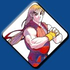 Ken artwork #1, Street Fighter Alpha