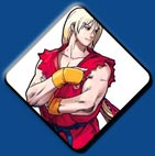 Ken artwork #4, Street Fighter Alpha