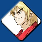 Ken artwork #5, Street Fighter Alpha