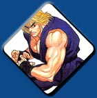 Ken artwork #5, Street Fighter 2