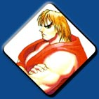 Ken artwork #7, Street Fighter 2