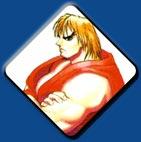 Ken artwork #7, Street Fighter 2