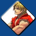 Ken artwork #1, Street Fighter 3