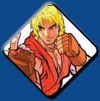 Ken artwork #2, Street Fighter 3
