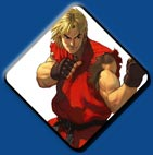 Ken artwork #3, Street Fighter 3