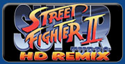 Artwork for Super Street Fighter 2 Turbo HD Remix