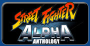 Artwork for Street Fighter Alpha series of games