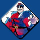 M. Bison artwork #1, Street Fighter Alpha