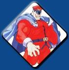 M. Bison artwork #3, Street Fighter Alpha
