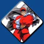 M. Bison artwork #4, Street Fighter Alpha