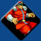 M. Bison artwork #2, Super Street Fighter 2 Turbo HD Remix