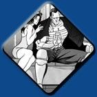 M. Bison artwork #4, Street Fighter 2