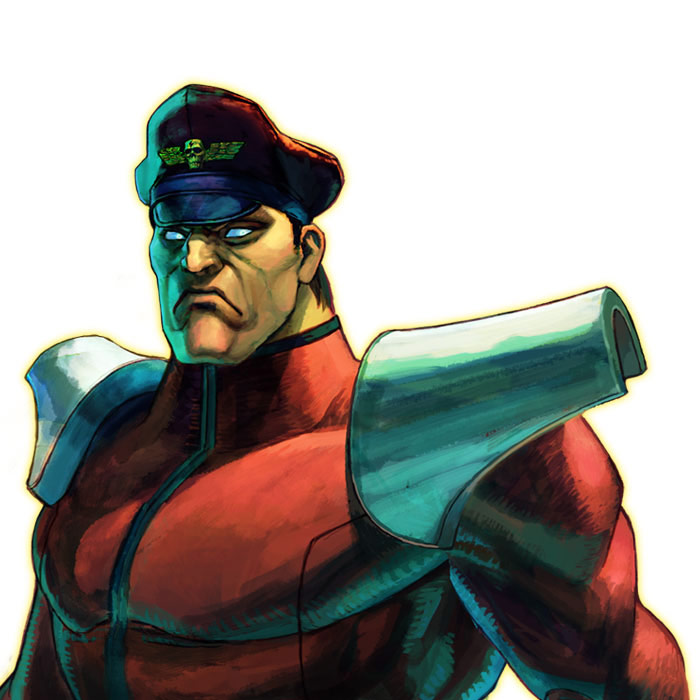 M. Bison artwork #2, Street Fighter 4